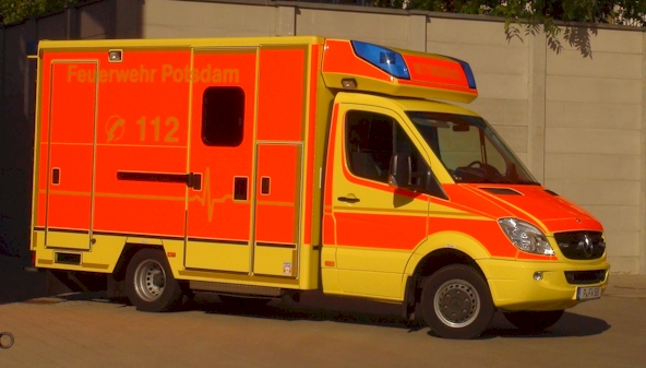 Potsdam Feuerwehr
